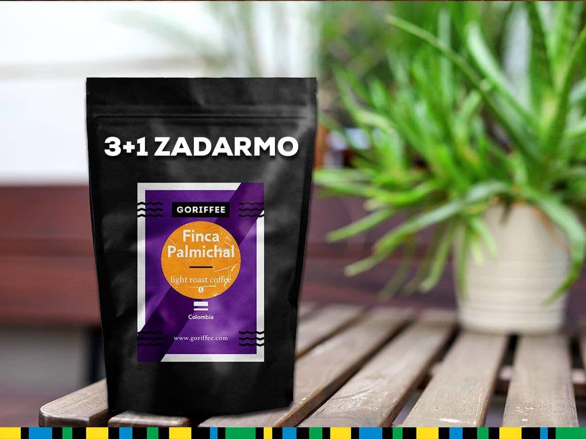 Júlová akcia: 3+1 káva ZADARMO