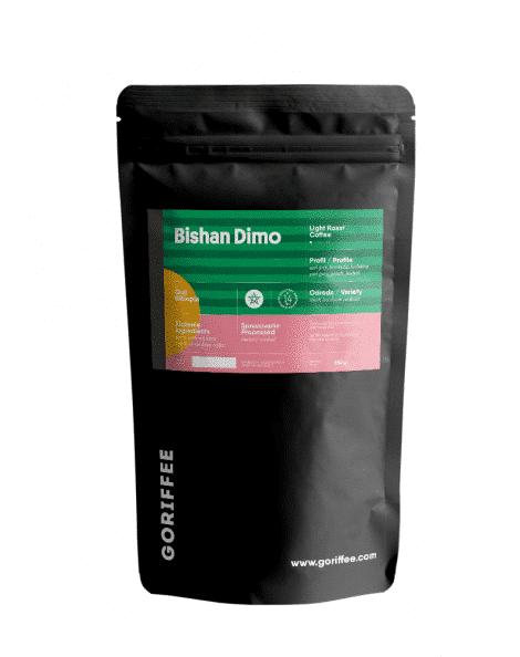 Ethiopia Bishan Dimo washed