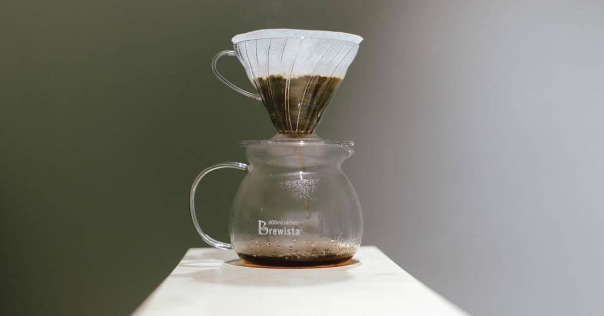 Domáca príprava kávy 1: Ako na V60