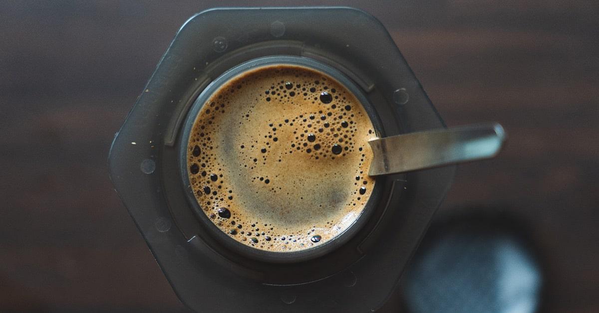 Domáca príprava kávy 3: Ako na Aeropress